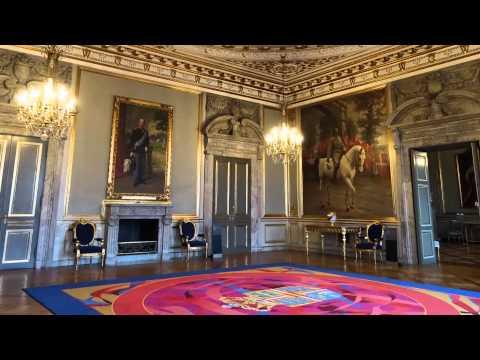 Christiansborg Palace Copenhegan