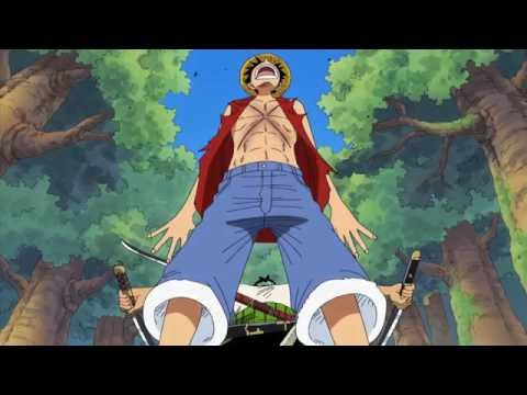 Monkey D Luffy Scar Chest And Eye Scar One Piece Moments