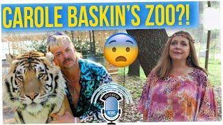 'Tiger King's' Carole Baskin Awarded Joe Exotic's Zoo (ft. Tim Chantarangsu)