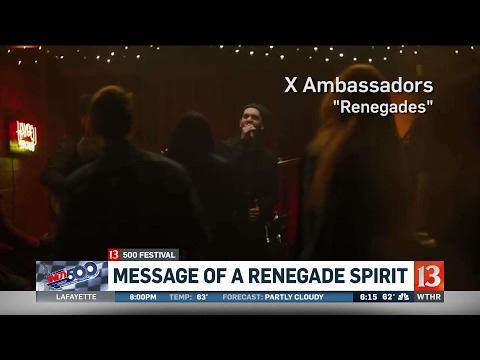 X Ambassadors message of a renegade spirit