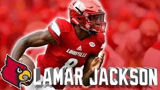 Lamar Jackson Louisville QB 2016 Mid-Season Highlights || Heisman Frontrunner ||ᴴᴰ