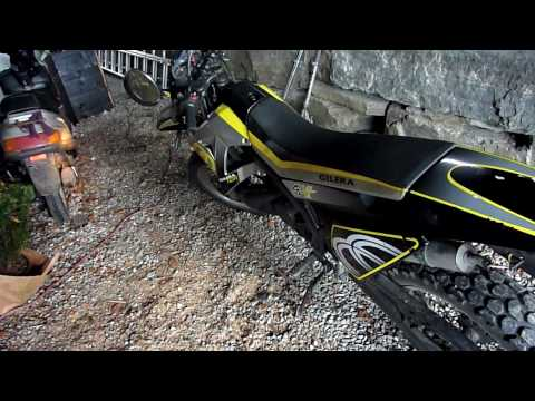 Gilera SMT 2004 50cc | Black and Yellow