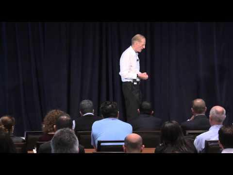 John Sculley: Former CEO of Apple and Pepsi-Cola  - DARPA BiT Keynote Speaker