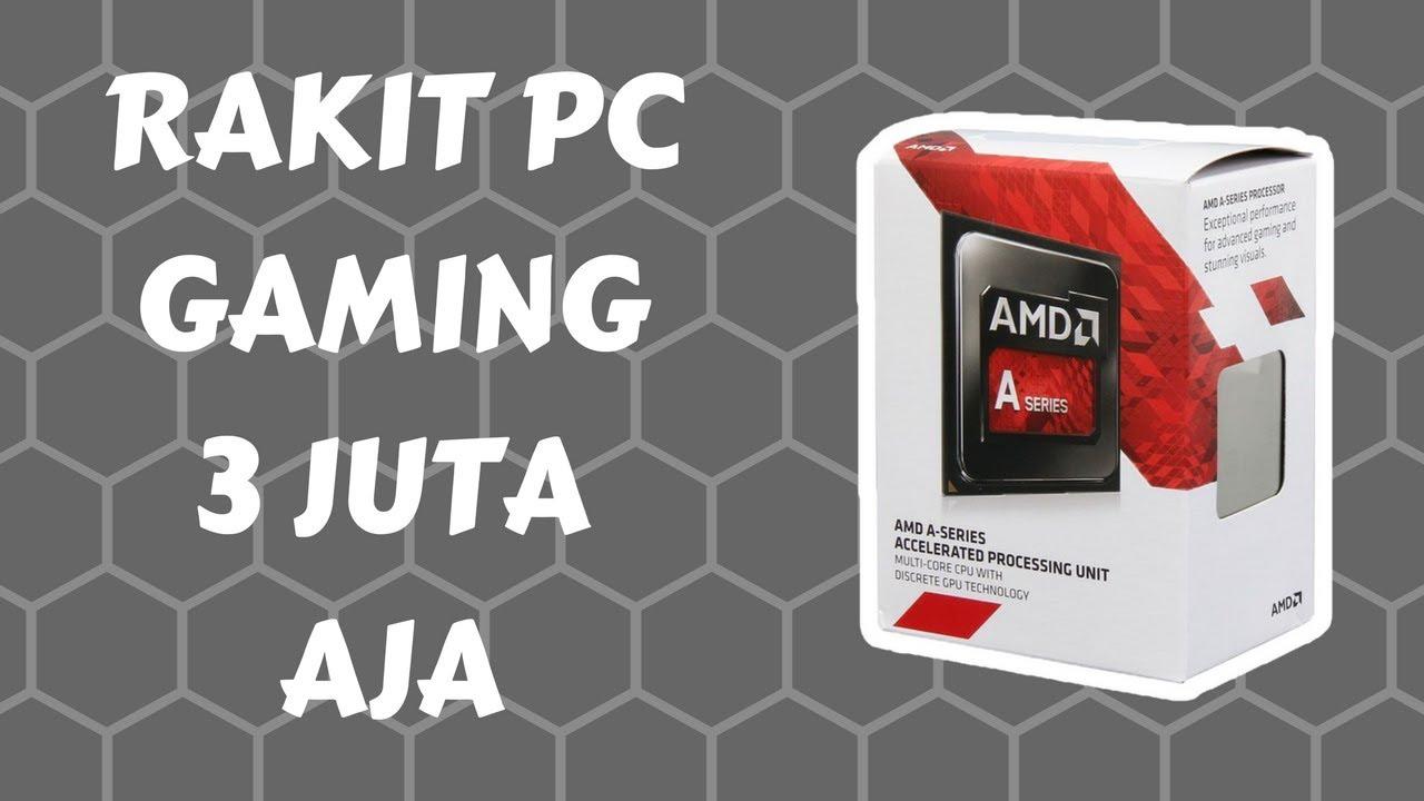 Rakit Racik Pc Gaming 3 Juta Murah By Arkadya Vian Corsair Ddr4 Vengeance Led Pc25600 16gb 2x8gb Cmu16gx4m2c3200c16r Red