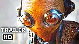 PS4 - Star Wars Battlefront 2 Single Player Trailer (2017)