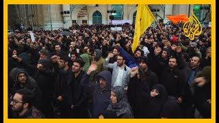 🇮🇷 🇺🇸 إيران ترفع الراية الحمراء استعدادا للانتقام لقتل سليماني