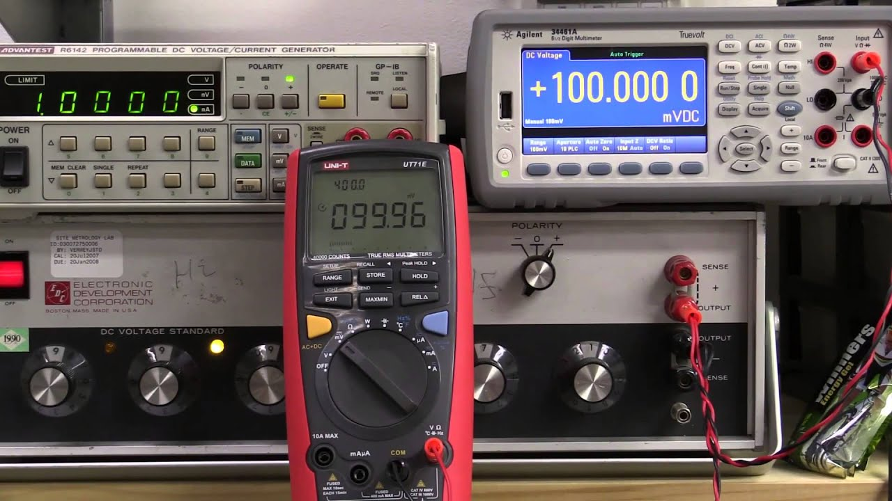 EEVblog #712 - Uni-T UT71E Multimeter (Why Uni-T Meters Suck)