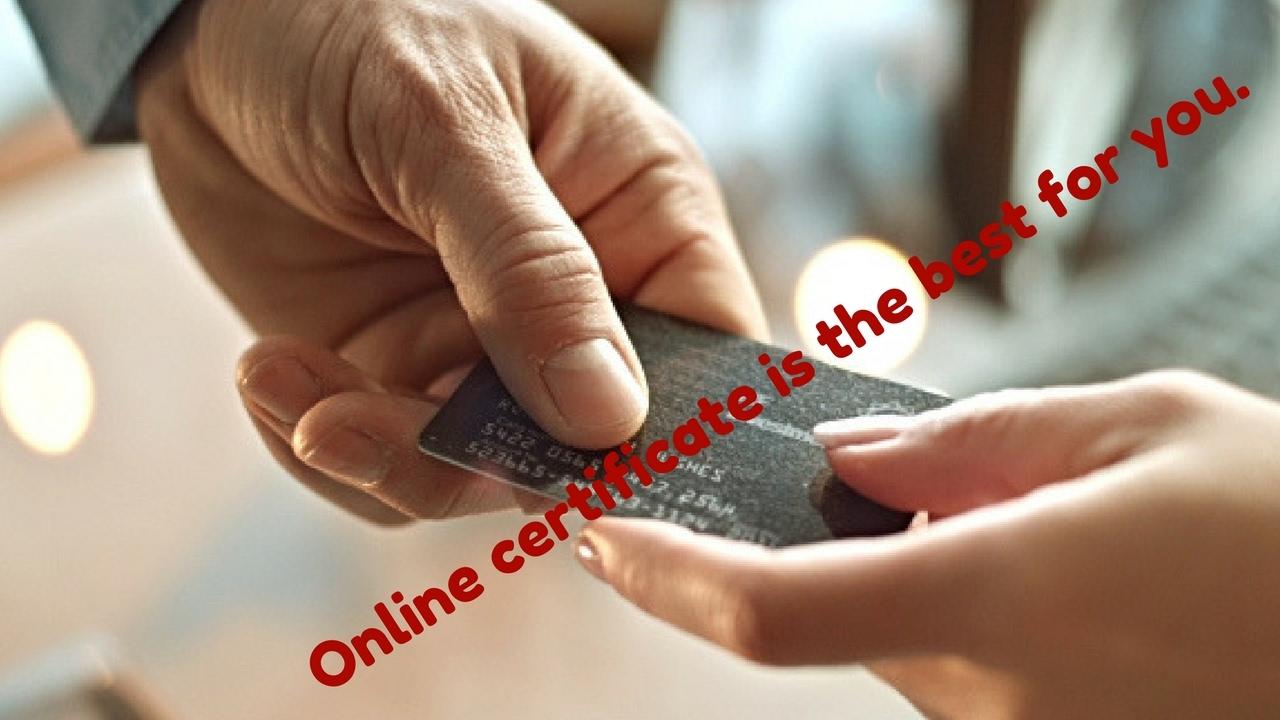 Best Online Certificate Programs Youtube