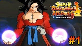 Super Dragon Ball Heroes World Mission #1 | 4K UHD