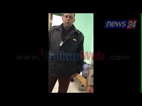 Shefin e Urgjencës në Korçë nuk e mbajnë nervat, nxjerr me forcë gazetarët (DEBATI I PLOTE)