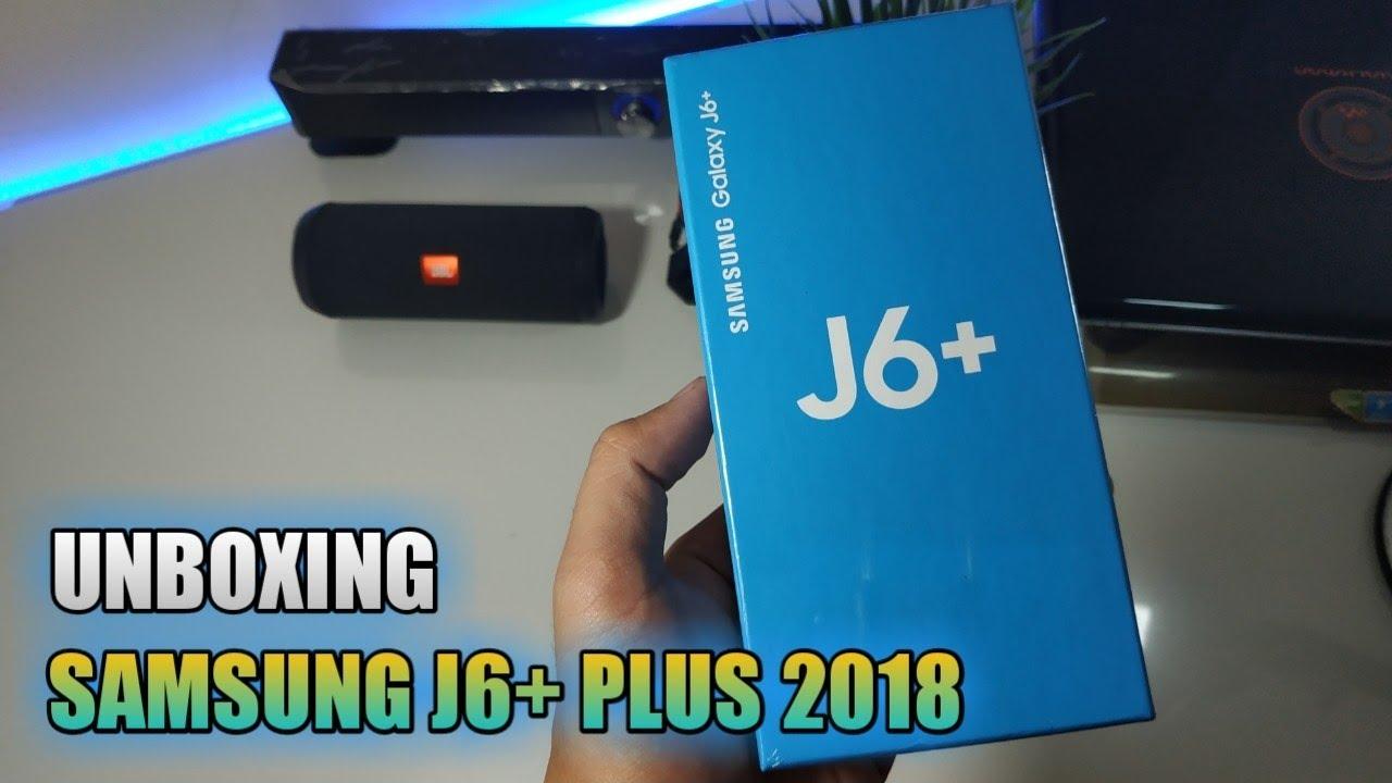 Unboxing Samsung Galaxy J6 Plus 2018 Indonesia Sekarang Tampil