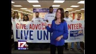 WTVO/WQRF Stateline Volunteers Spotlight: United Way