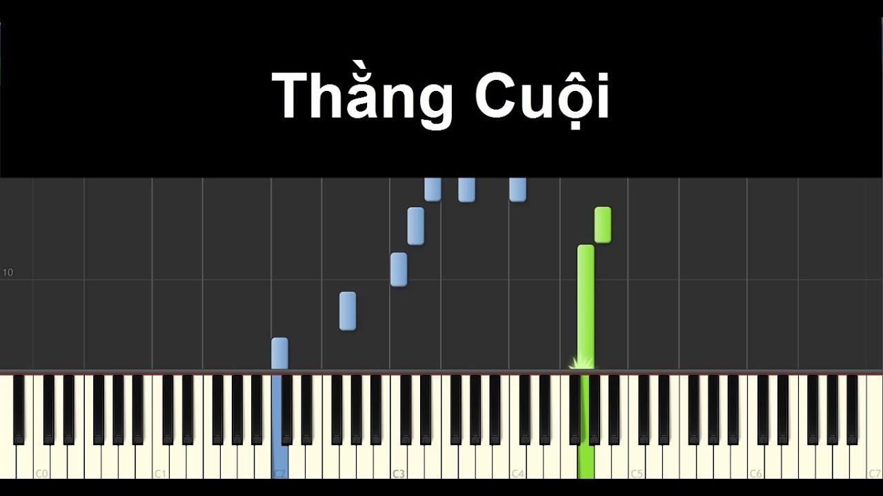 Thằng Cuội - Tôi thấy hoa vàng trên cỏ xanh OST   Piano Tutorial #59   Bội Ngọc Piano