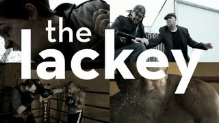Must See Martial Arts Action Movie Trailer (The Lackey)
