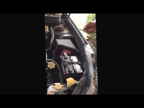 Subaru Outback 2012; Check Engine Light, Flashing Brake And Cruise