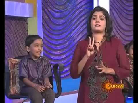 Actor Vijay Kerela Fame revealed in Kutti Pattalam Program as Superstar