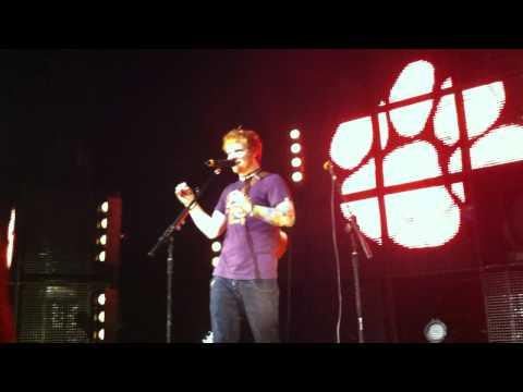 Ed Sheeran - This (San Diego)