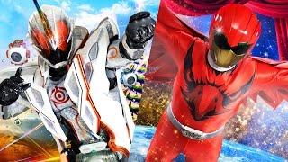2016年8月6日(土)公開 Kamen Rider Ghost and Dobutsu Sentai Zuohger...