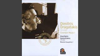 Sonata No. 1 for Violin and Piano, No. I: Allegro Moderato