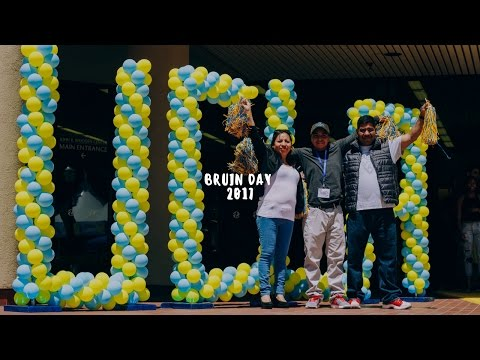 UCLA's 2017 Bruin Day in 5 minutes