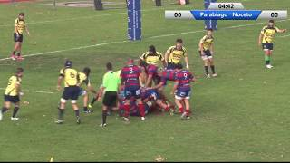 Copia di RUGBY PARABIAGO - RUGBY NOCETO   live streaming