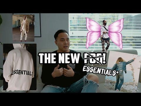 FOG is Dead, New Fear of God ESSENTIALS initial thoughts preview