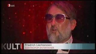 "Friedrich Liechtenstein - ""Teach Me Tonight"" Kulturzeit"