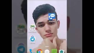 Whatscall App para fazer ligaçoes de graça no android 2017 (créditos de graça)
