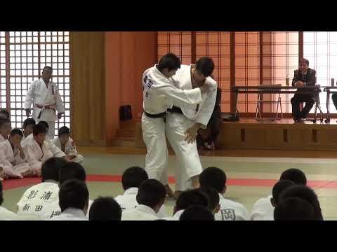 全日本柔道男子井上康生監督kousei inoue~柔道judo内股