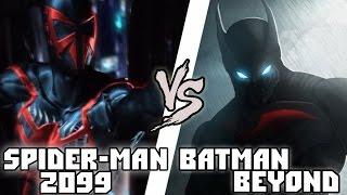 Кто Кого? Человек-паук Будущего vs Бэтмен Будущего