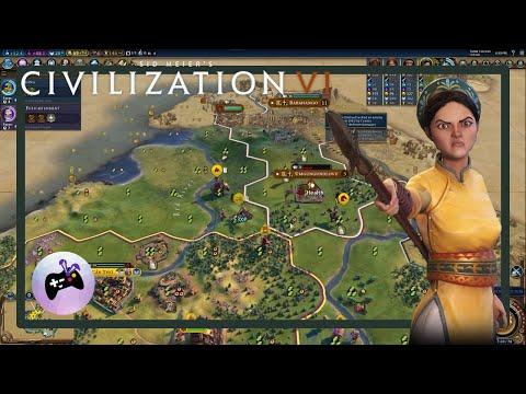 Umgungundlovu Is Mine ! ~ Sid Meier's Civilization VI [Episode 1 ~ Bà Triệu] |