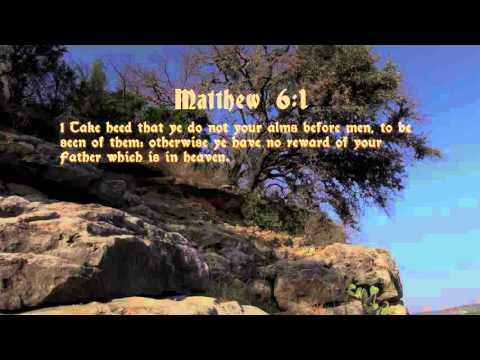 Atheist Debates: The Bible, Part 1 - The Sermon on the Mount