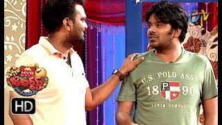 Sudigaali Sudheer Performance | Extra Jabardasth | 3rd August 2018 | ETV Telugu