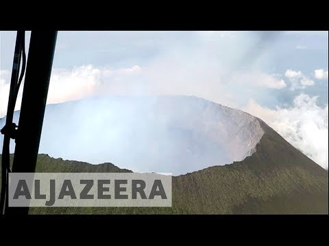 DR Congo: 15 years after deadly eruption, city rebuilds in shadow of volcano