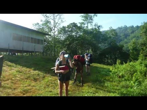 Raleigh Borneo 15 I - Team Zulu 1 'Champions!' on the Adventure Challenge P3 (9)