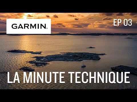 Garmin Marine Webinars : La navigation