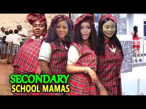 Secondary School Mamas - FULL MOVIE'' Destiny Etiko & Queen Nwokoye 2021 Latest Nigerian Movie