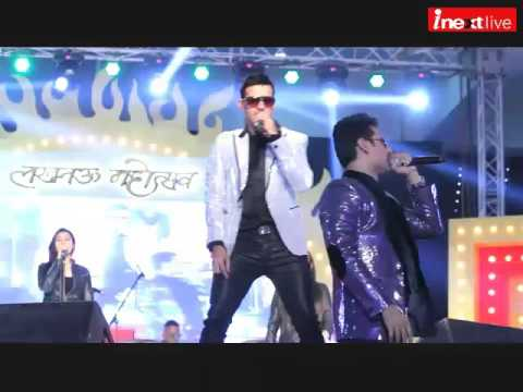 Baby Doll fame Meet brothers enthrall audiences with their rocking songs