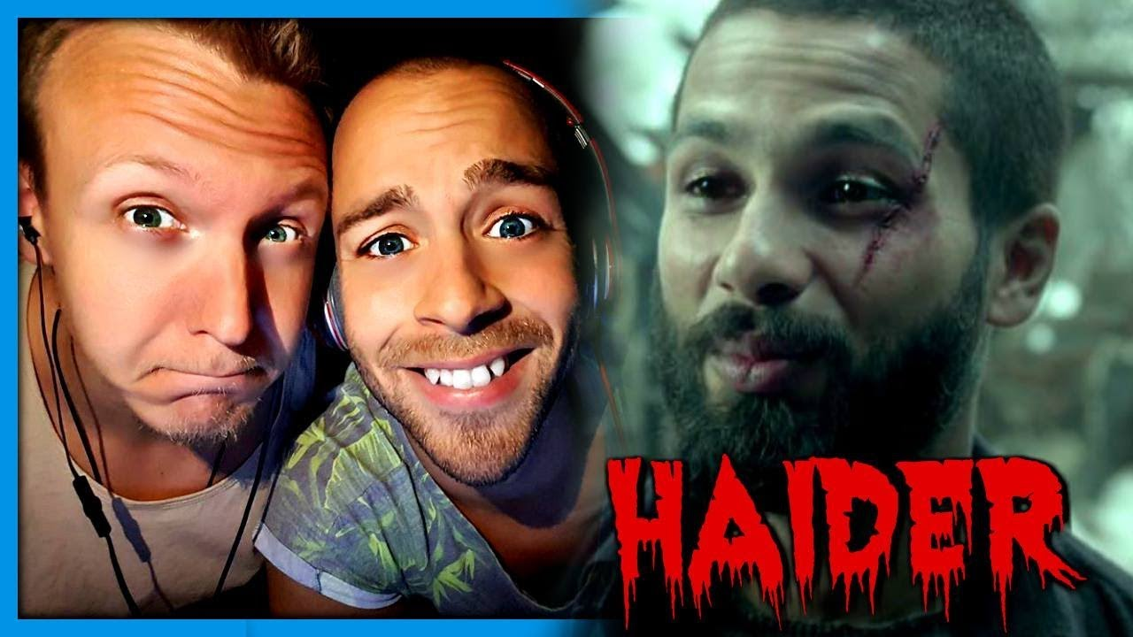 Download Haider Official Trailer 1 (2014) - Drama Movie HD   Trailer Reaction by Robin and Jesper