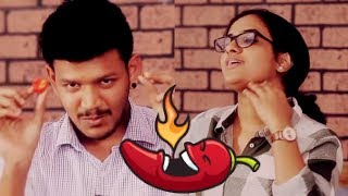 Indian's Try WORLD's Hottest Chili Pepper Challenge #ALSPepperChallenge