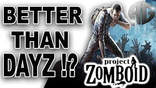 Project Zomboid: The Best Zombie Survival MMO!