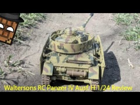 Waltersons RC Panzer IV Ausf. H Review |...