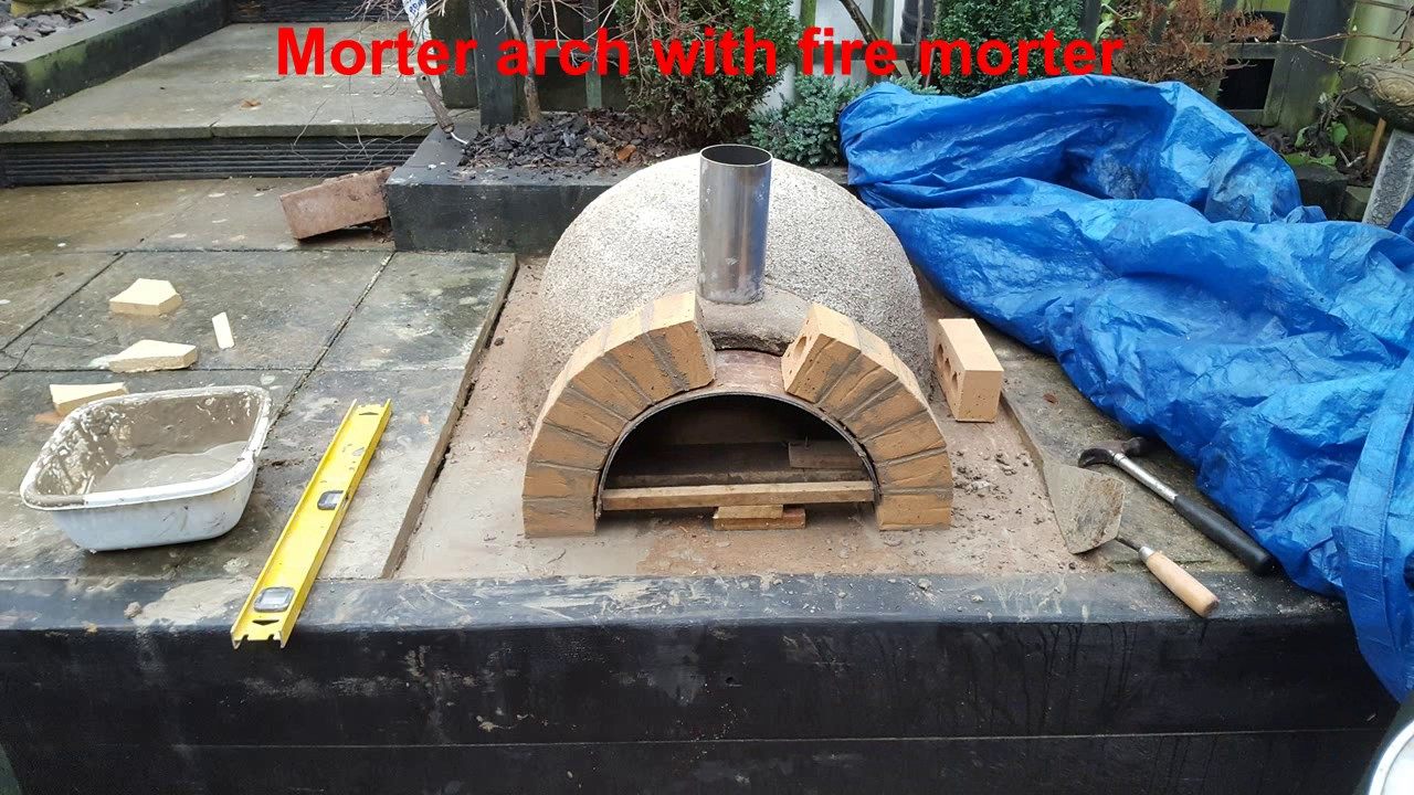 Repeat How To Build A Pizza Oven By Paul Francis You2repeat