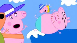 Download Peppa Pig Official Channel | Peppa Pig's Beach Holiday in Australia Mp3 and Videos