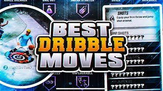 *NEW* BEST DRIBBLE MOVES IN NBA 2K20 AFTER PATCH 12! CHEESIEST DRIBBLE MOVES IN NBA 2K20