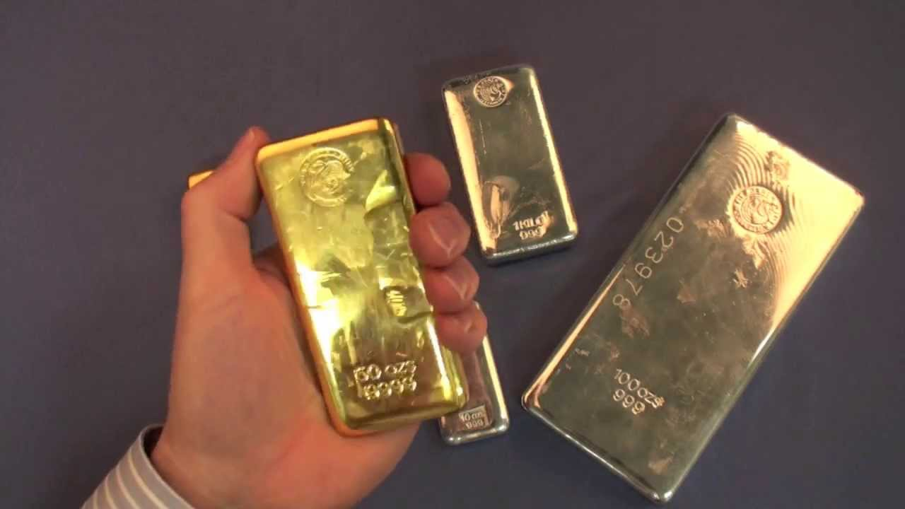 Buy Gold Bars Online At The Perth Mint Bullion