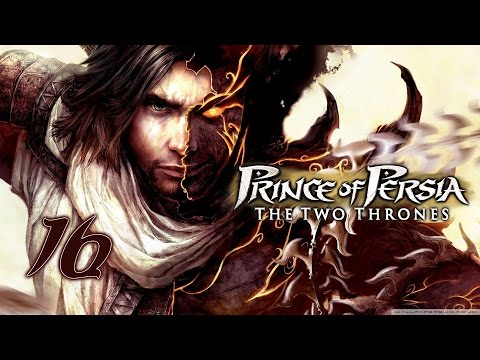 Prince of Persia: The Two Thrones PC 100% Walkthrough 16 (Hard) The Mental Realm