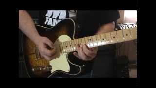 Double Stops Guitar Lesson  Margaritaville, Brown Eyed Girl Licks All Genres By Scott Grove