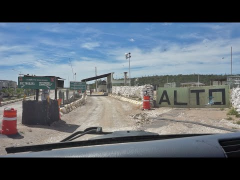 American Travelers In Mexico Running To US Border During COVID Pandemic
