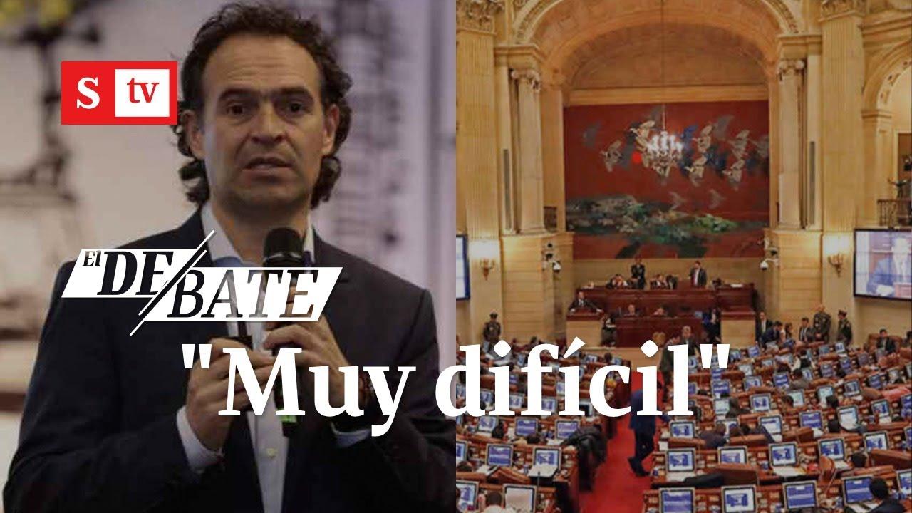 Para Federico Gutiérrez una constituyente no alcanzaría a pasar   El Debate